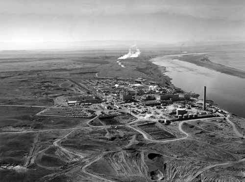 An upwind neighbor, 16 miles from my childhood home, N-reactor not only contributed to atmospheric releases, but dumped radioactive strontium-90 into the Columbia River at rates up to 1000 times safe drinking water standards.